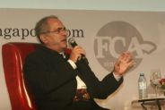 Lunch with President Jose Ramos-Horta