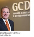 Lunch with Keith Martin, CEO of Global Capital & Development