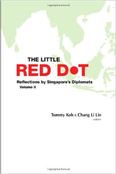Launch of The Little Red Dot Volume III: Reflections by Foreign Diplomats in Singapore