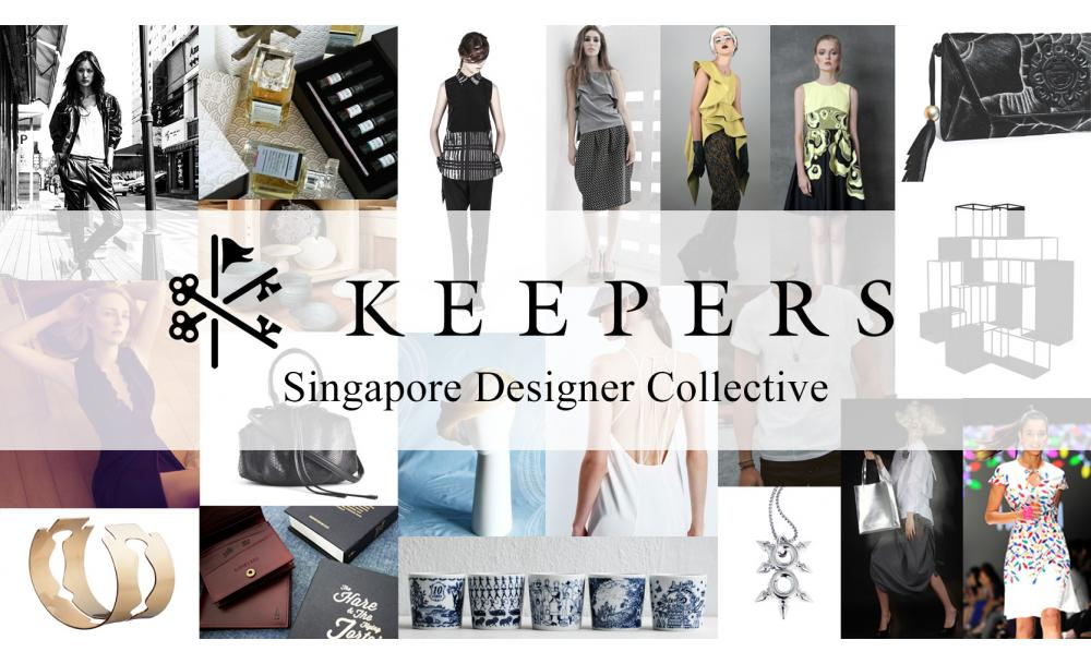 FCA Tour: KEEPERS - Singapore Designer Collective