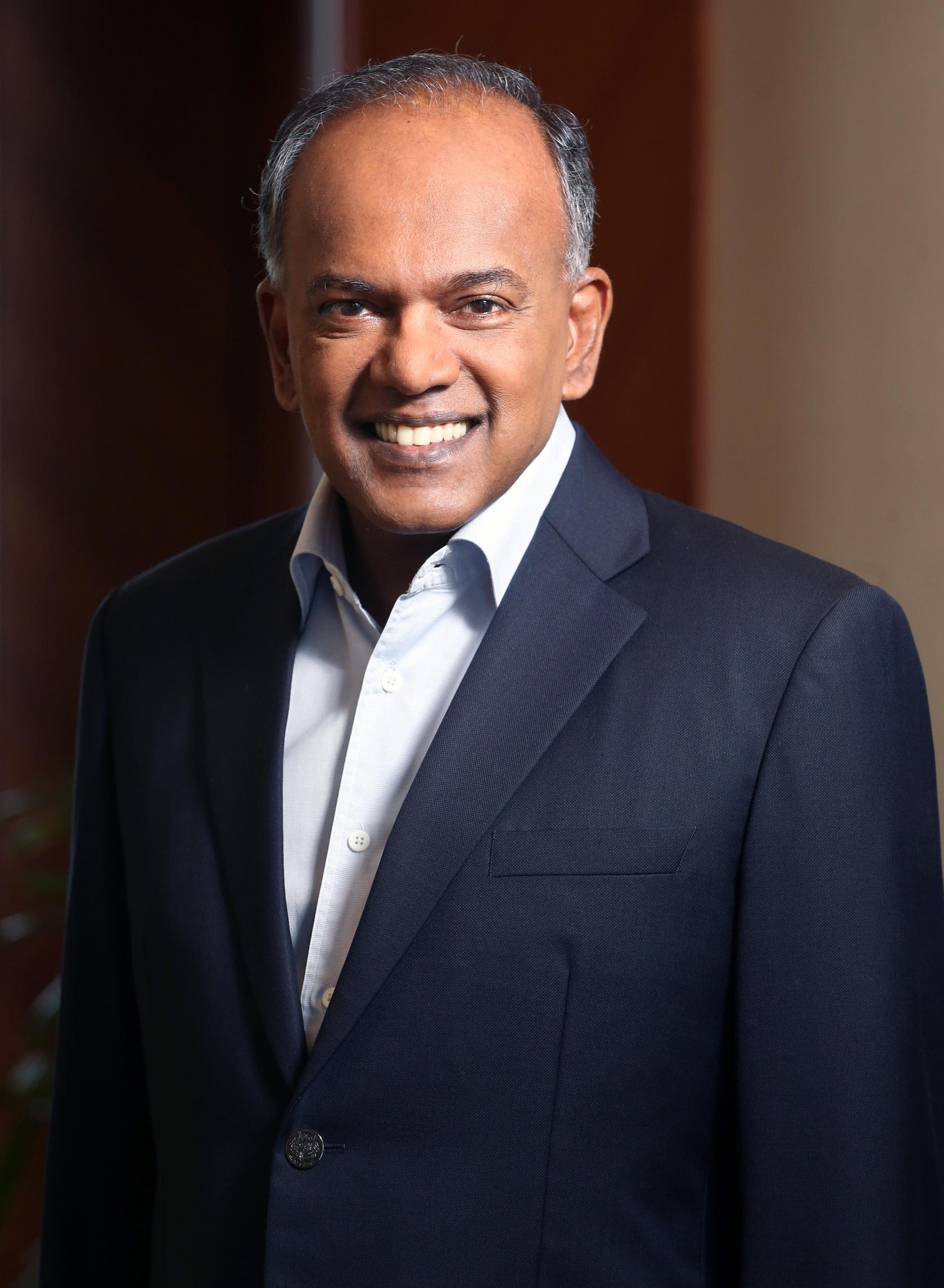 FCA Lunch Forum with Minister K Shanmugam on 2 Dec 2016