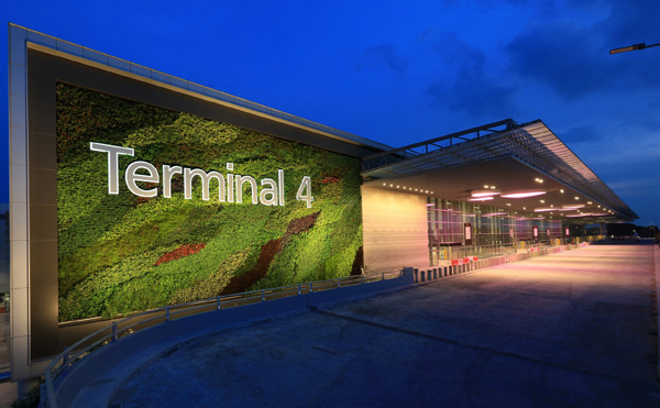 Media Preview of Changi Airport Terminal 4