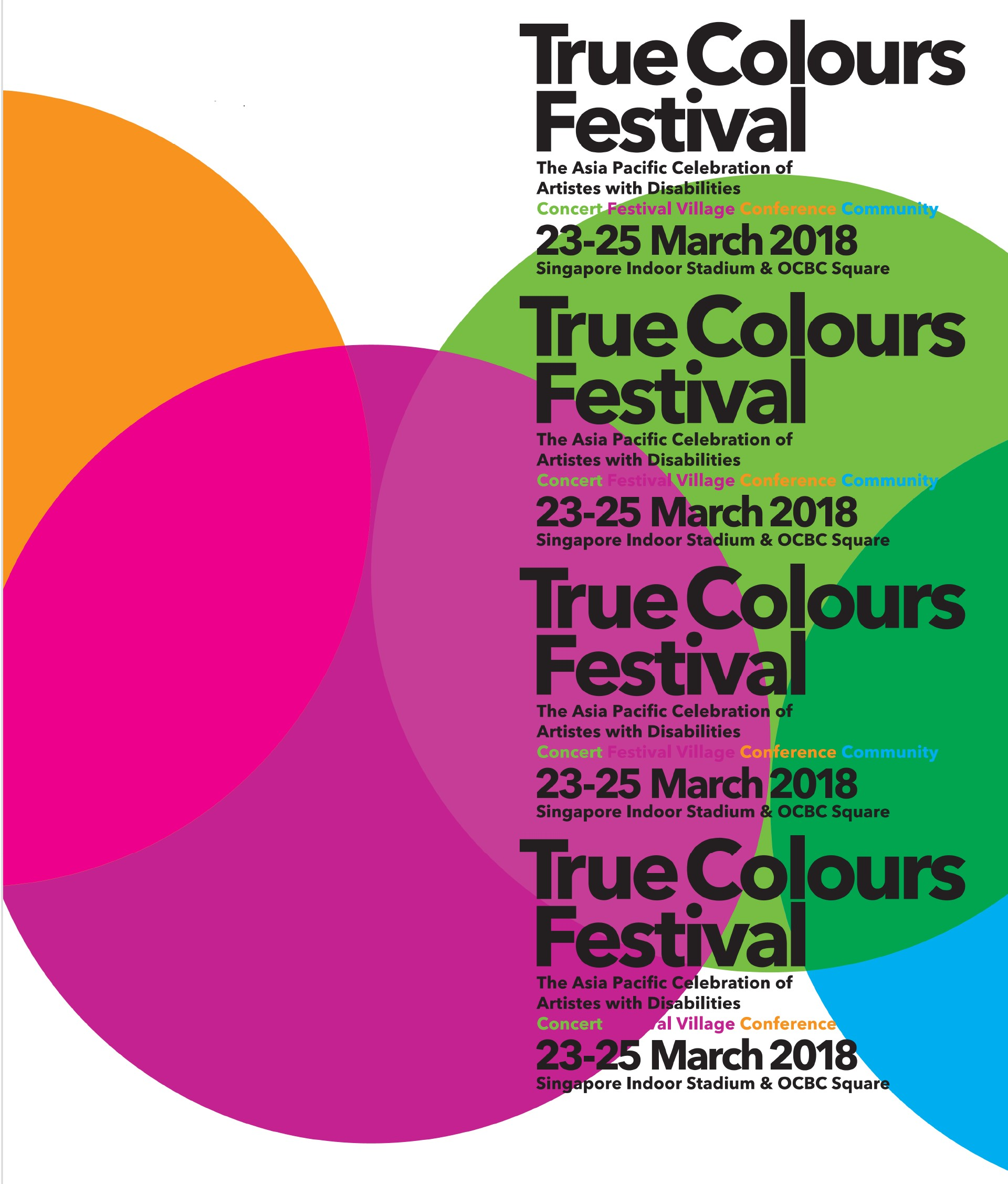 True Colours Concert