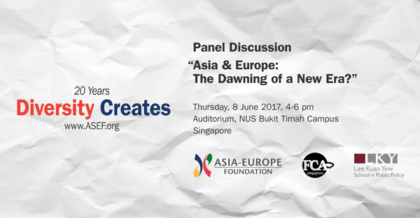 ASEF Panel Discussion: